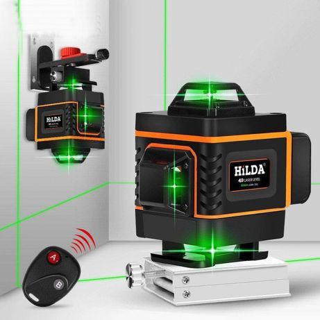 HILDA 4D 16 линий лазерный уровень нивелир для плитки стяжки пола