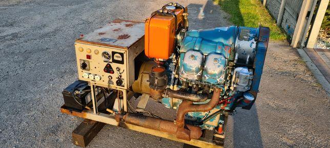 Agregat prądotwórczy 10 kw silnik multicar