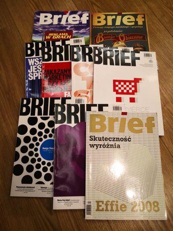 Czasopismo BRIEF 2011 i 2008