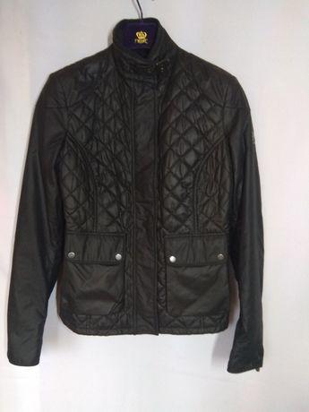 Женская демисезонная куртка Belstaff, куртка Burberry размер S