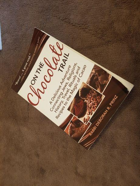Livro On tge Chocolate Trail de Rabbi Deborah R. Prinz