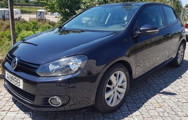 VW Golf 1.6 TDi Style
