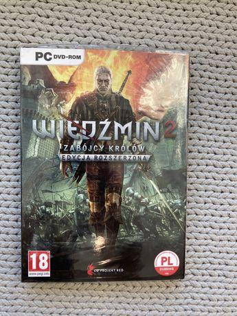 Gra PC Wiedźmin 2