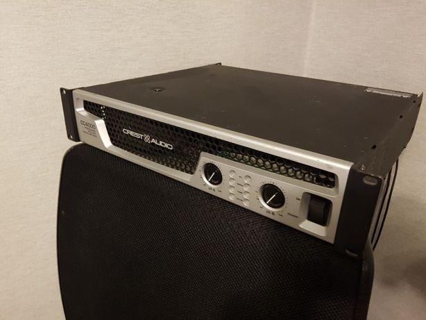 Końcówka mocy CREST Audio CC4000