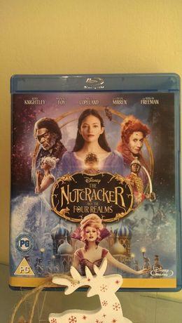 Dziadek do orzechów i cztery królestwa (Blu ray)
