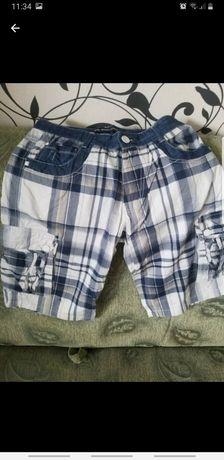 Мужские шорты по колено