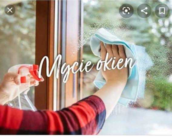Mycie okien,sprzątanie domów,po remoncie,lokatorach, pomoc domowa