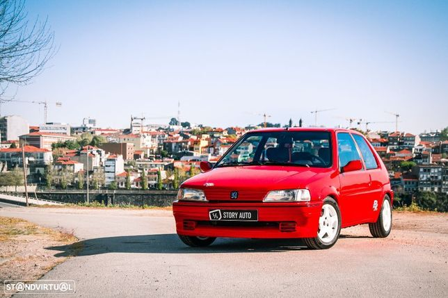 Peugeot 106 1.3 Rally