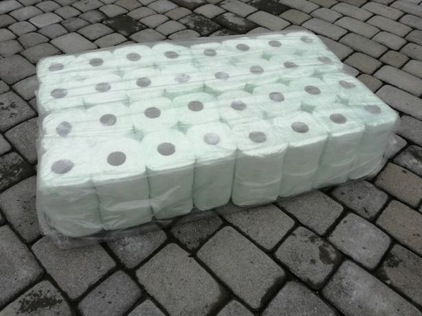 Darmowa dostawa Papier toaletowy 64 rolki 3 warstwy 17m rolka
