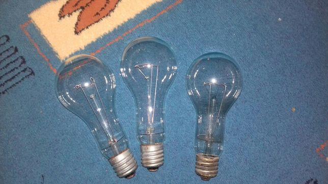 Лампа Лампочка накаливания 300 Ват