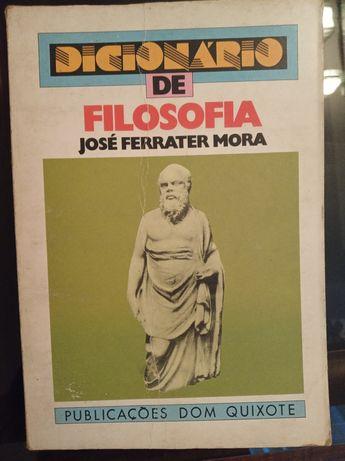 Livros escolares 10 - 11 - 12 ano. Filosofia, electrónica e latim