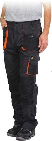 Spodnie robocze ochronne MOCNE SZWY BHP