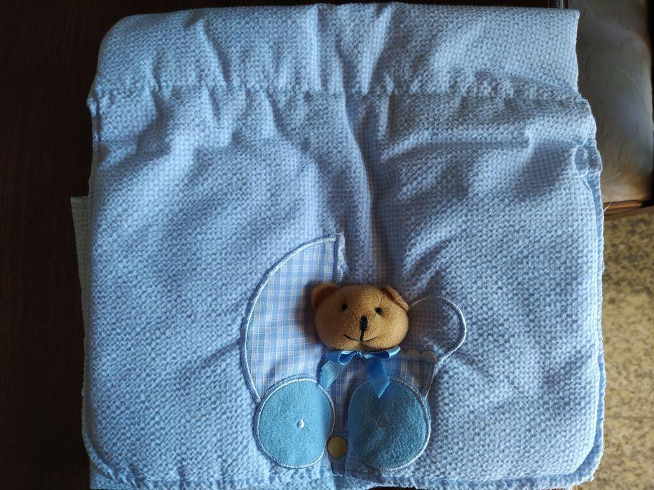Muda fraldas para bebé Buarcos - imagem 1