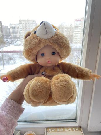 Кукла-пупс в коляску