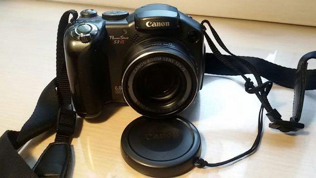 Японский цифровой фотоаппарат Canon PowerShot S3 IS pc 1192