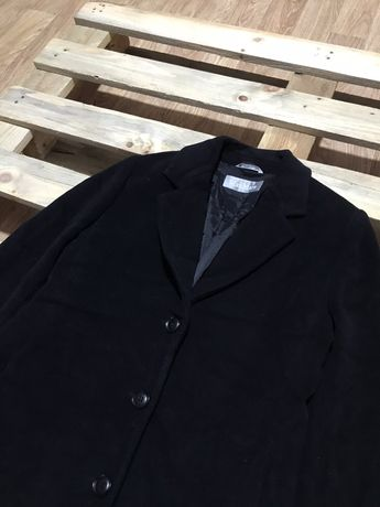 Шерстяное пальто Max Mara long