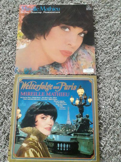Płyty winylowe Mireille Mathieu