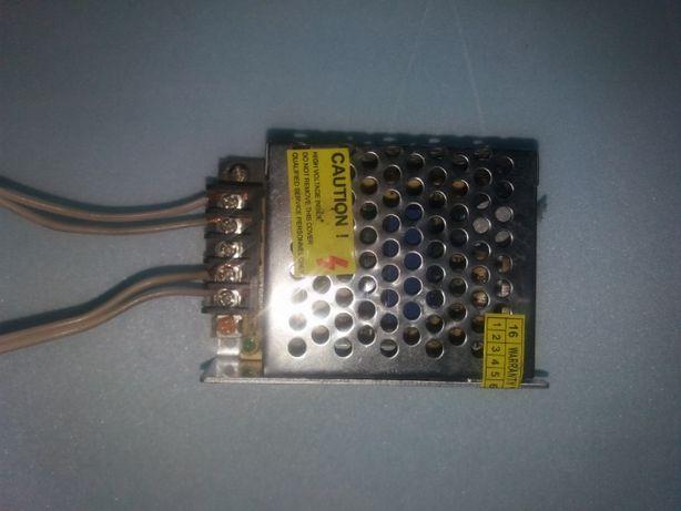 Блок питания 24В, 1А, для светодиодной ленты