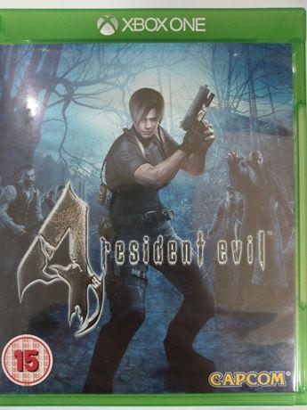Resident Evil 4 Xbox One Używana Kraków
