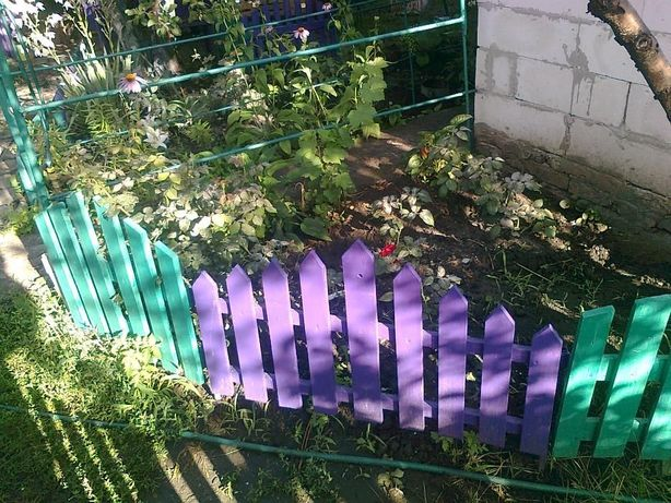декоративный забор,ограда,оградка