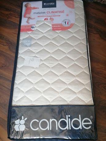 Materac dla dziecka 70x140x11 Candide zima/lato