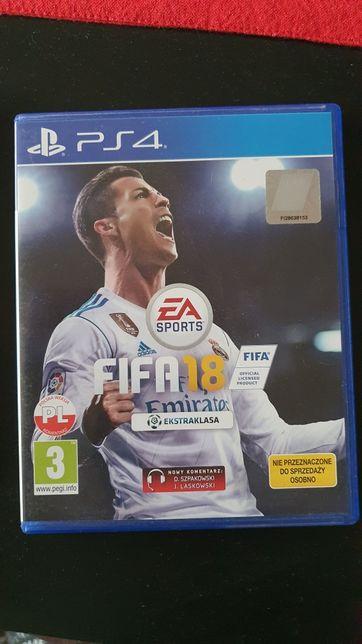 Fifa 2018 na PS4