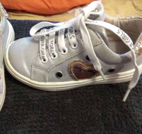 Кеды, кроссовки, обувь для девочки 17см