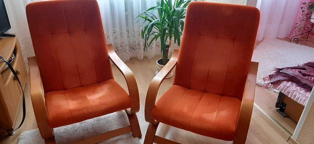 Sprzedam dwa fotele.