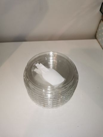 łyżeczki plastikowe
