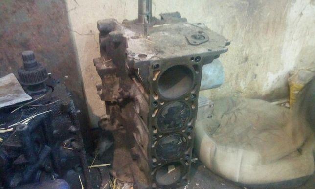 Блок мотора газель 406 волга