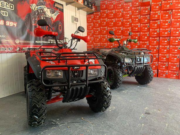 Quad Xtr 013/10 XONE  250cc  24KM Bardzo duży Solidne Wykonanie MANUAL