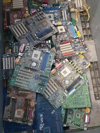 Skup płytek elektronicznych, podzespołów komputerowych
