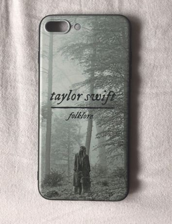 Etui iPhone 6/6S/7/8 plus Taylor Swift folklore