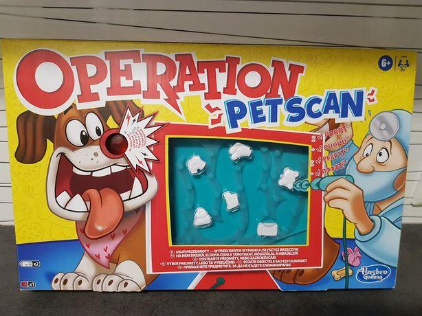 Gra Operacja Pet Scan Pies Hasbro