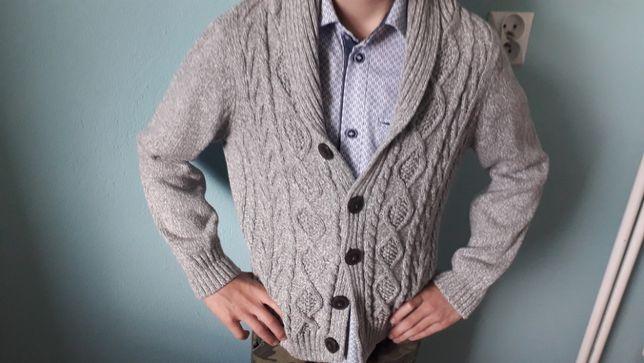 swetry/sweterki dla chłopców 122-146