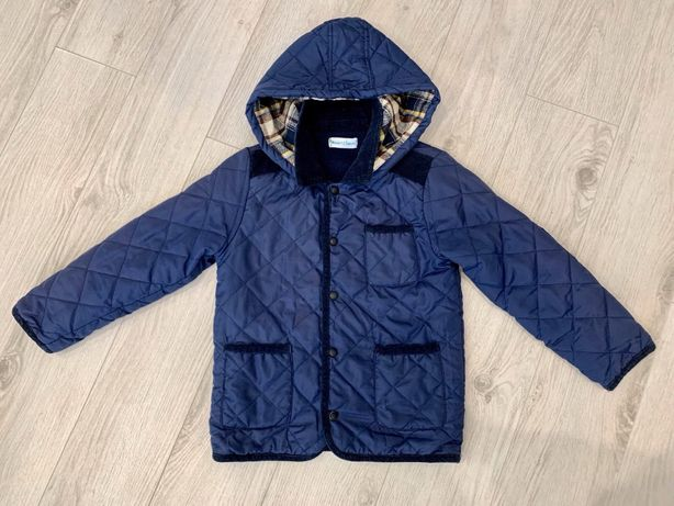 Детское пальто, р. 120-130