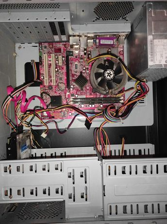 Продам компьютер на 775 сокете