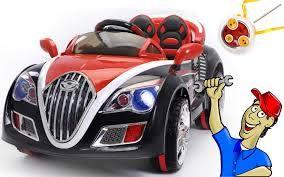 Ремонт игрушек на радиоуправлении, электромобилей и мелкой электроники