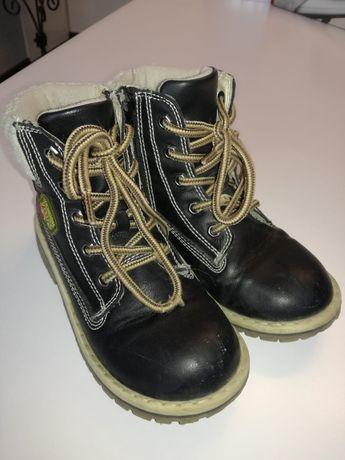 Buty zimowe ocieplane Venice traperki chłopięce r.29 dł.  wkładki 19cm