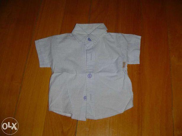 Camisa Rapaz 6 Meses