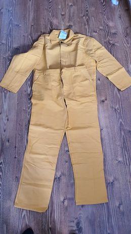 Ubranie robocze sztygarskie