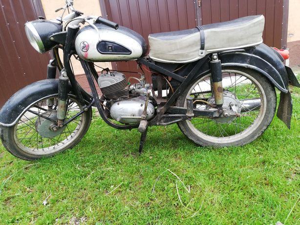 Shl wfm oryginal motocykl 1966 wsk