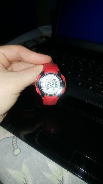 Neonowy Damski Zegarek Cyfrowy - Nowoczesny Wzór
