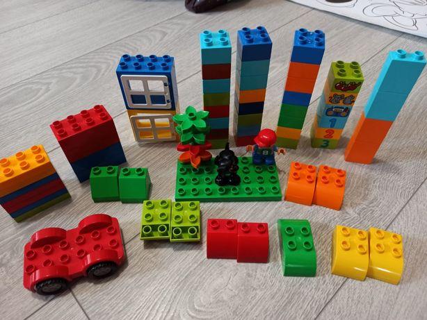 Zestawy klocki LEGO Duplo: dom, iglo, uniwersalny, + dodatkowe