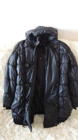 стеганное пальто на синтепоне для девочки