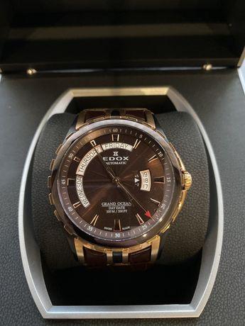 Наручные часы Edox Grand Ocean (357BRR BRIR)