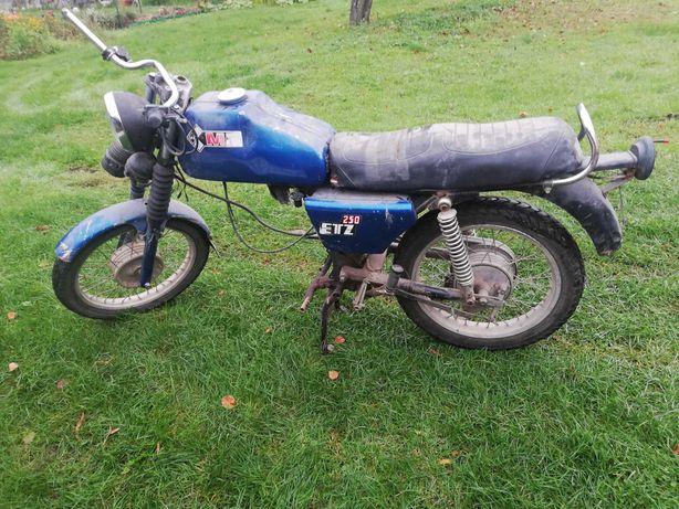 Rama  motocykla mz etz 250