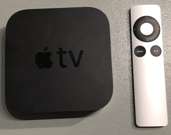 Apple TV 2 gen. model A1378 NETFLIX AirPlay KODI