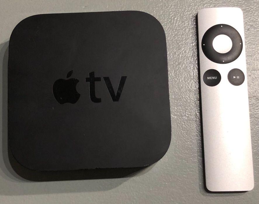 Apple TV 2 gen. model A1378 NETFLIX AirPlay KODI