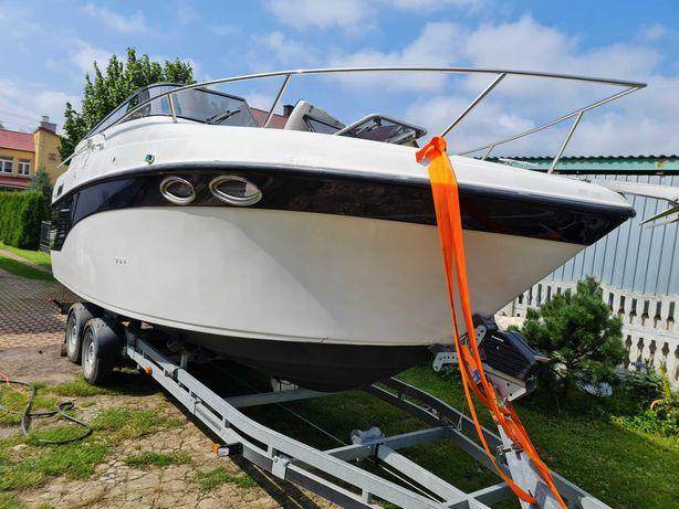 Jacht motorowy CROWNLINE 242  bardzo ładna